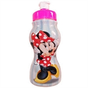 (AA) SQUEEZE MINNIE RED 250ML (R:1539) - 01UN