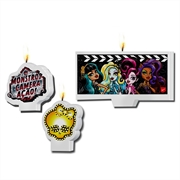 (AA) VELA KIT PLANA MONSTER HIGH (R:2144) - 03UN
