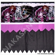 (AA) BABADO CP MONSTER HIGH KIDS PI/PT (3457) - 01UN