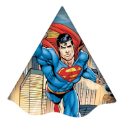 (AA)CHAPEU PAP SUPERMAN (6579) -08UN