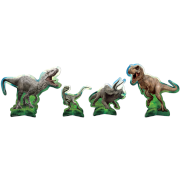 (AA) DEC. MESA JURASSIC WORLD (6475) - 08UN