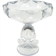 MINI TAÇA AC DIAMANTE CRISTAL (6764)- 06UN