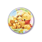 (AA) PRATO PERS. POOH BABY (R:951) - 08UN