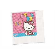 (AA) GUARDANAPO HELLO KITTY (R:1051)- 16UN