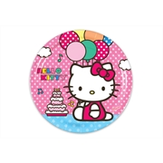 (AA) PRATO PERS. HELLO KITTY  (R:1104) - 08UN