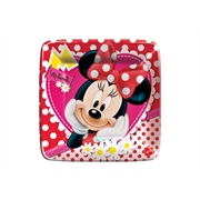 (AA) PRATO PERS. MINNIE RED QUAD. (R:5703) - 08UN