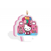 (AA) VELA PLANA HELLO KITTY  (R:1163) - 01UN