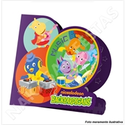 (AA) CONVITE BACKYARDIGANS MUSIC (R:3747) - 08UN