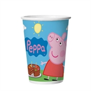(AA) COPO PAP PEPPA 180ML (R:3376) - 08UN