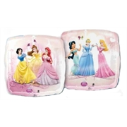 BALAO METAL. 9P PRINCESAS FRIENDS (R:3520) - 01UN