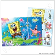 (AA) KIT DEC BOB ESPONJA (R:807) - 01UN
