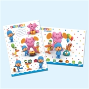 (AA) KIT DEC POCOYO (R:5404) - 01UN