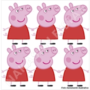 (AB) MINI PERSONAGEM PEPPA (R:4037) - 06UN