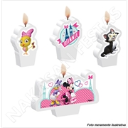 (AA) VELA KIT MINNIE ROSA (R:4961) - 01UN