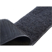 VELCRO PRETO 25MM - 2 MT